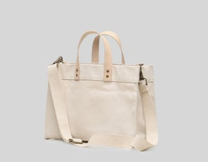Image of Canvas Planner Tote