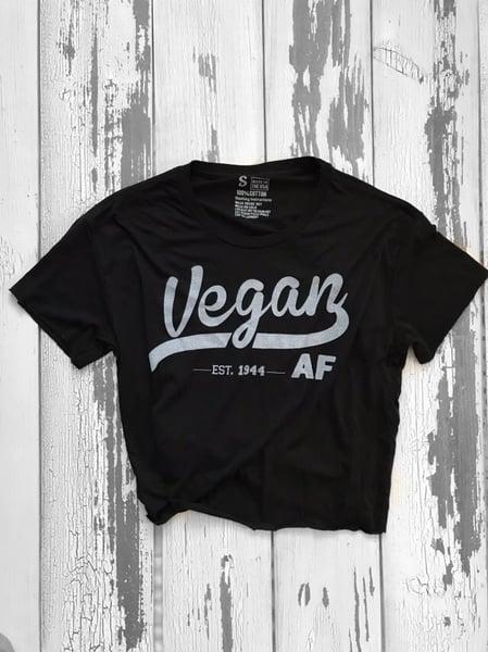 Image of Vegan af crop top
