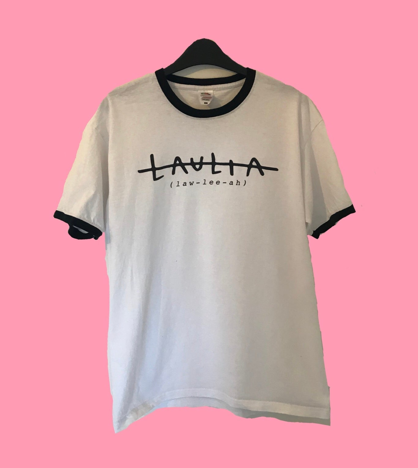 Image of LAULIA Phonetic Logo Tee