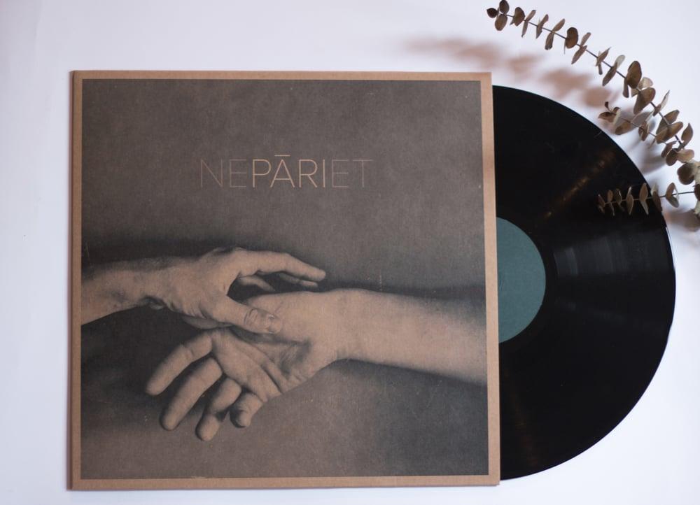 Image of NEPĀRIET - PĀRI (CD vai plate)