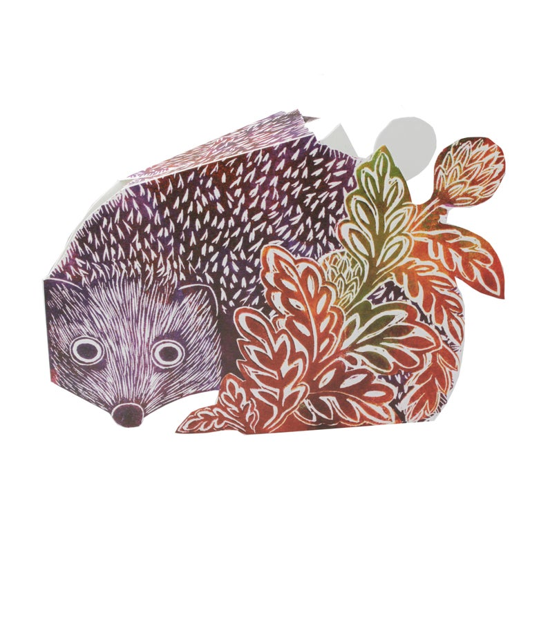Image of Hedgehog 3D