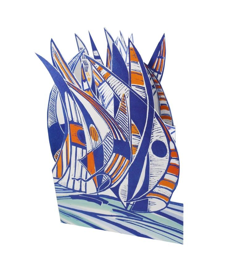 Image of Regatta Tri-fold