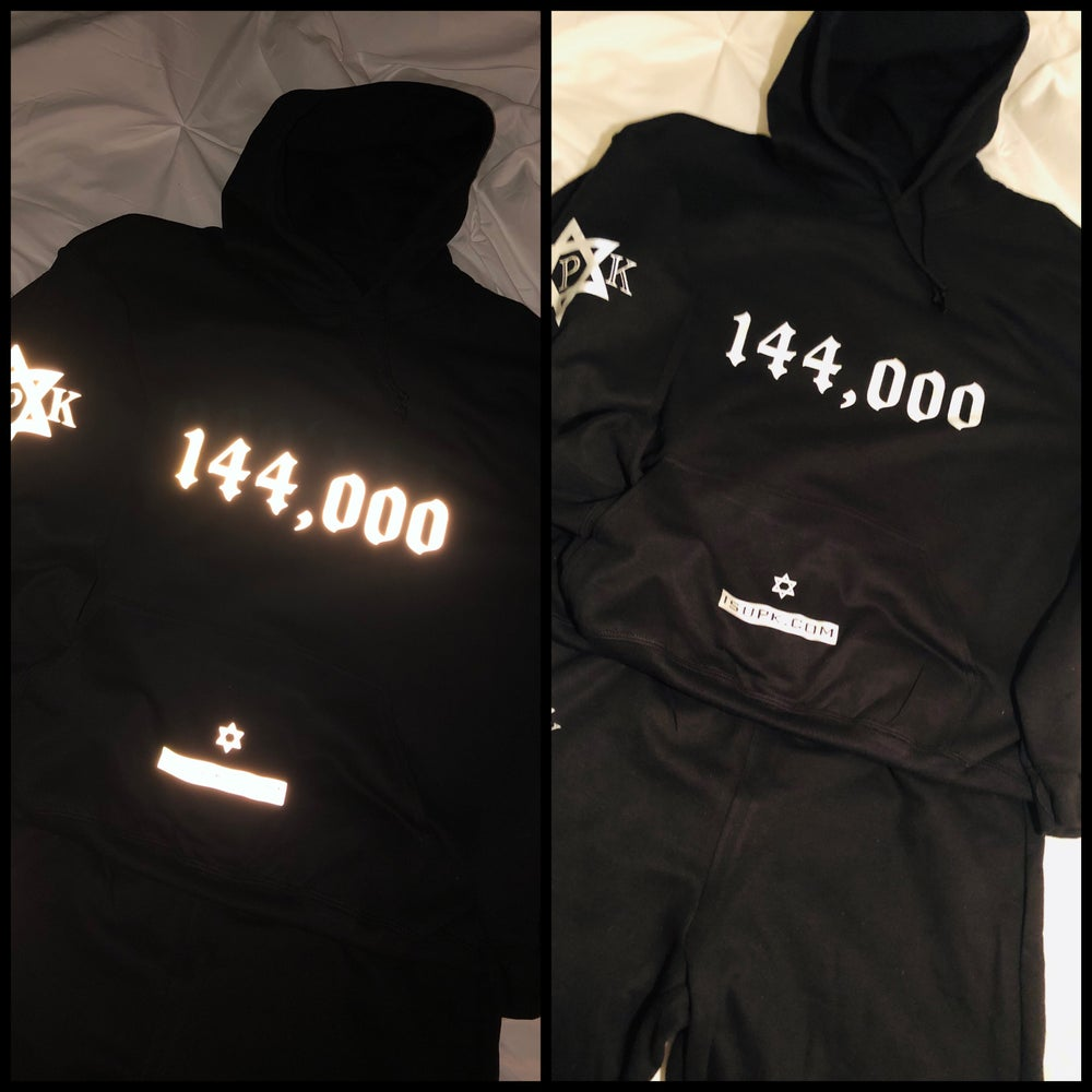 Image of 144K REFLECTIVE JOGGING SUITS