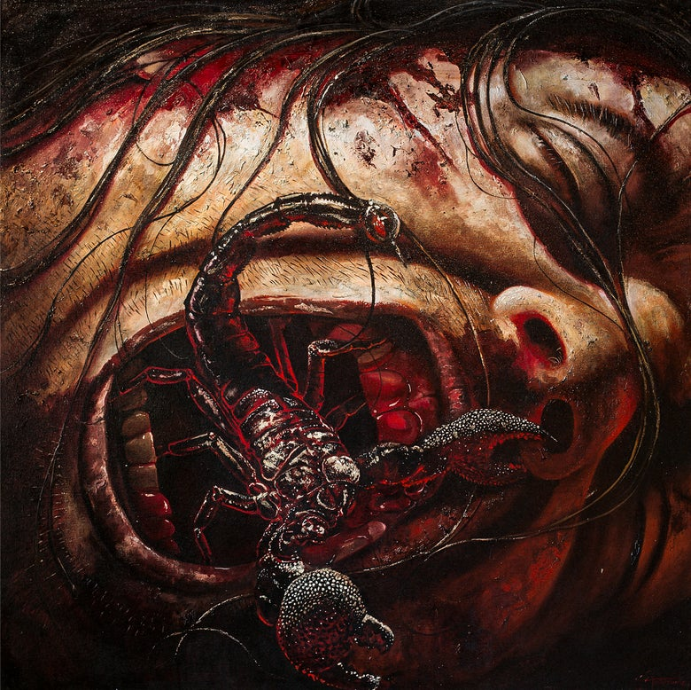 "Image of ""Bloodied / Unbowed"" (Print)"