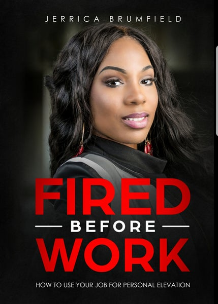 Image of Fired Before Work Book
