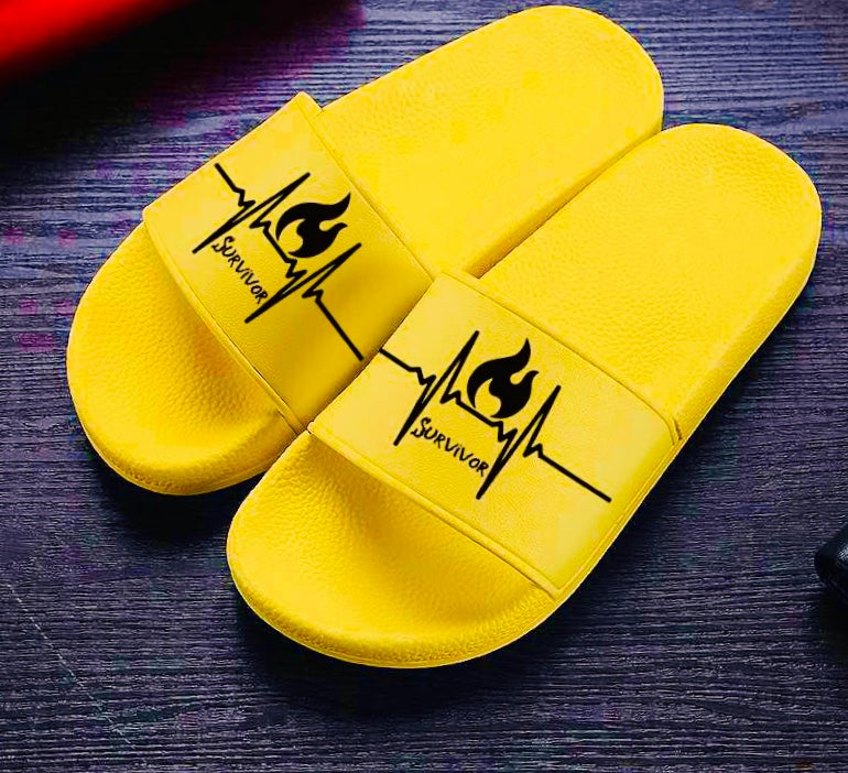 Image of Super Slides - Yellow