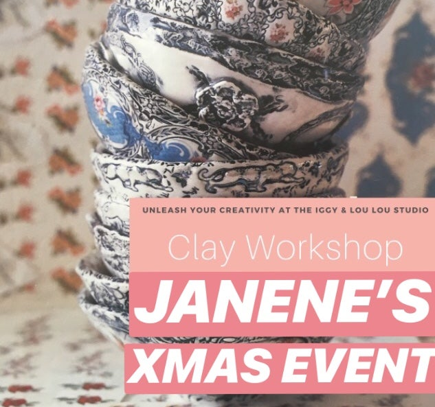 Image of Janene's Xmas event - special code necessary