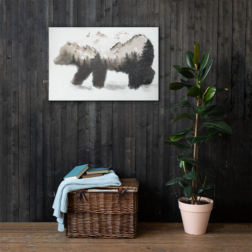"Image of ""Wander"" Gallery Canvas Print"