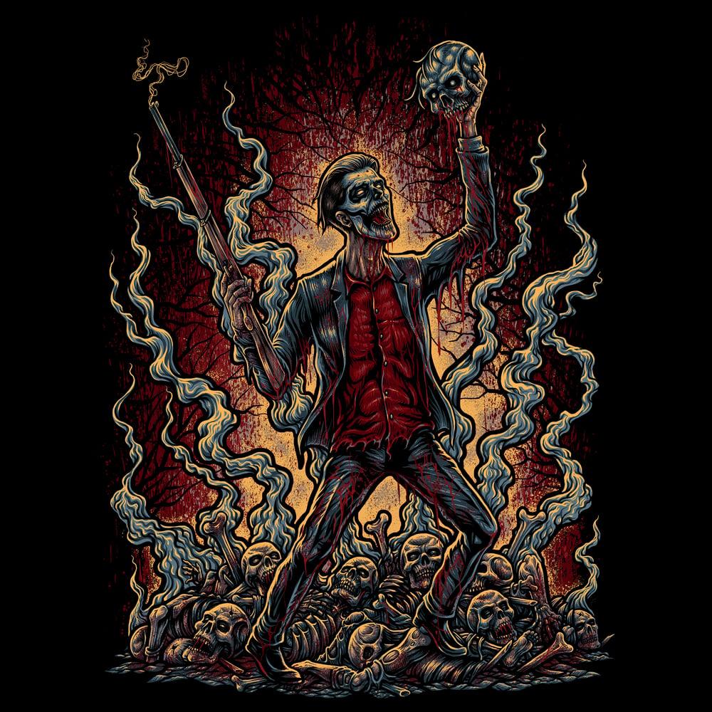 """Image of """"Bodypile"""" T-Shirt [PRE-ORDER]"""
