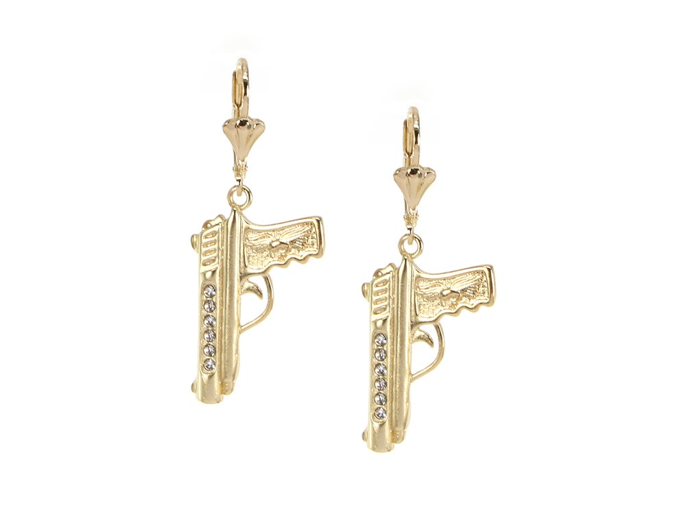 Image of Romeo Dangle Earrings