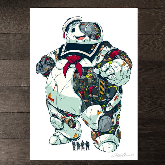 Image of MECHASOUL STAY PUFT