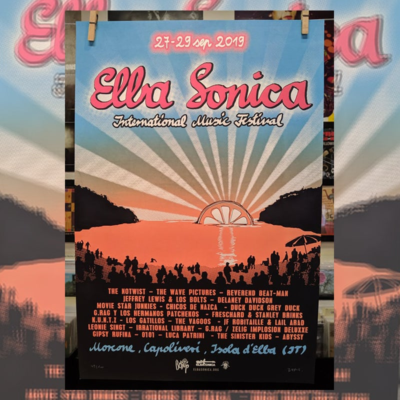 Image of ELBA SONICA 2019