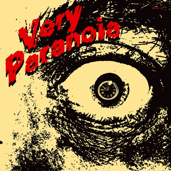 "Image of VERY PARANOIA - 'Make Me / Out Of Touch' 7"" Vinyl"