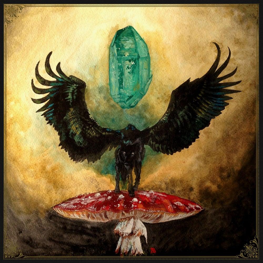 """Image of JADE """"Smoking Mirror"""" 12"""" EP"""