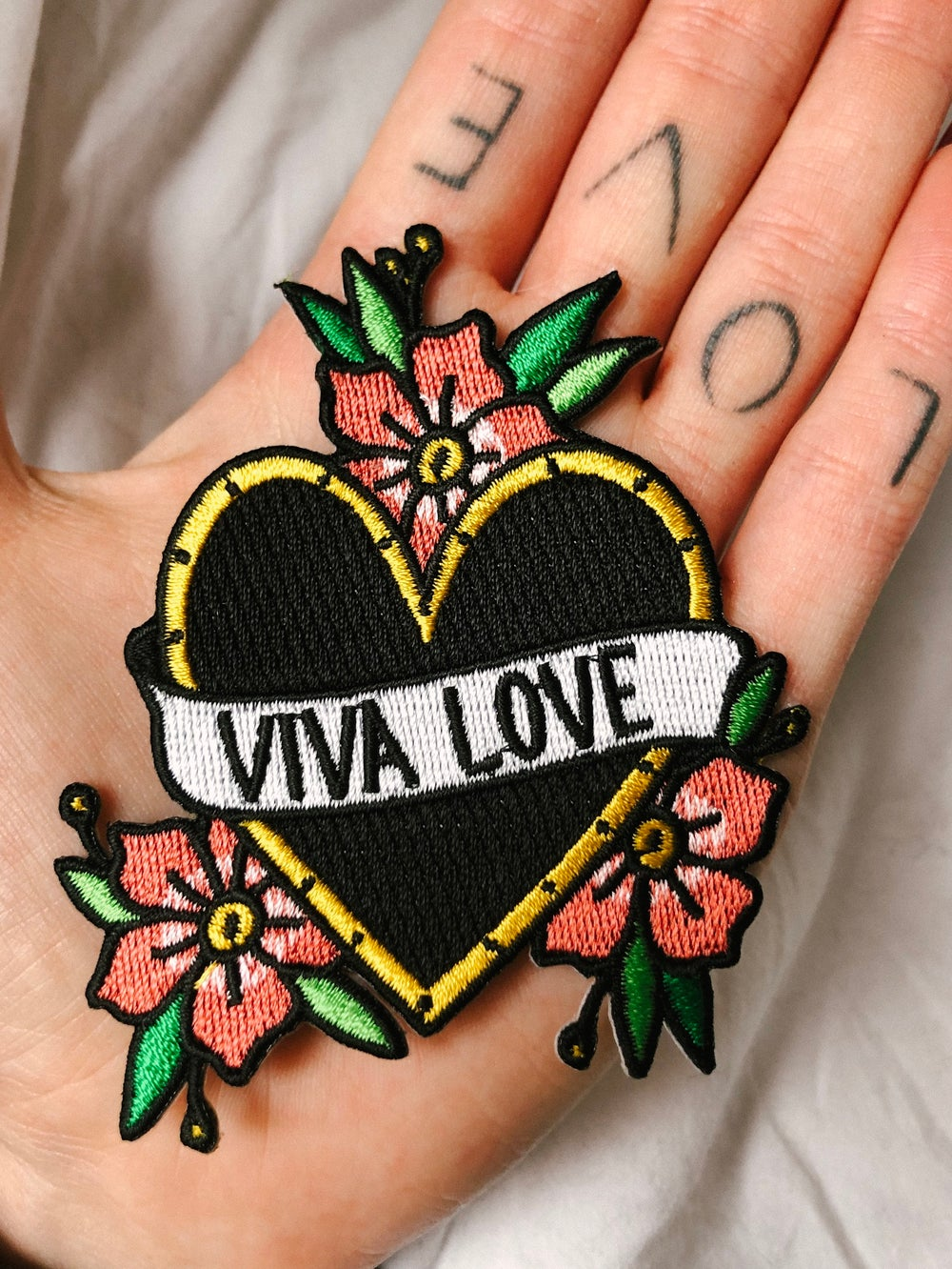 Image of Patch Viva Love