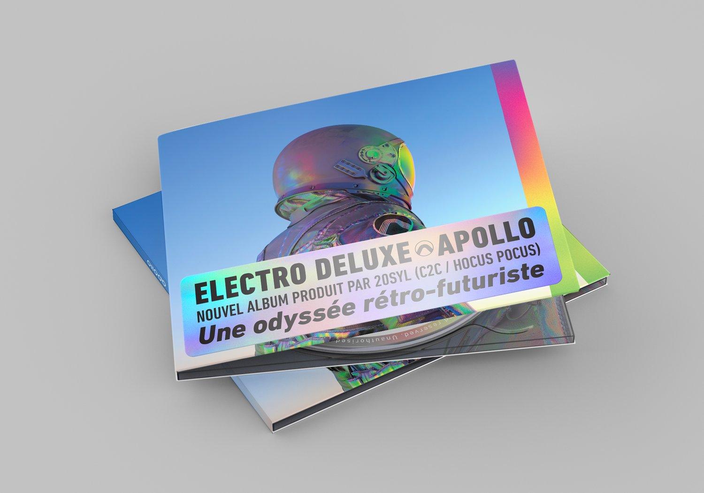 Image of APOLLO - CD