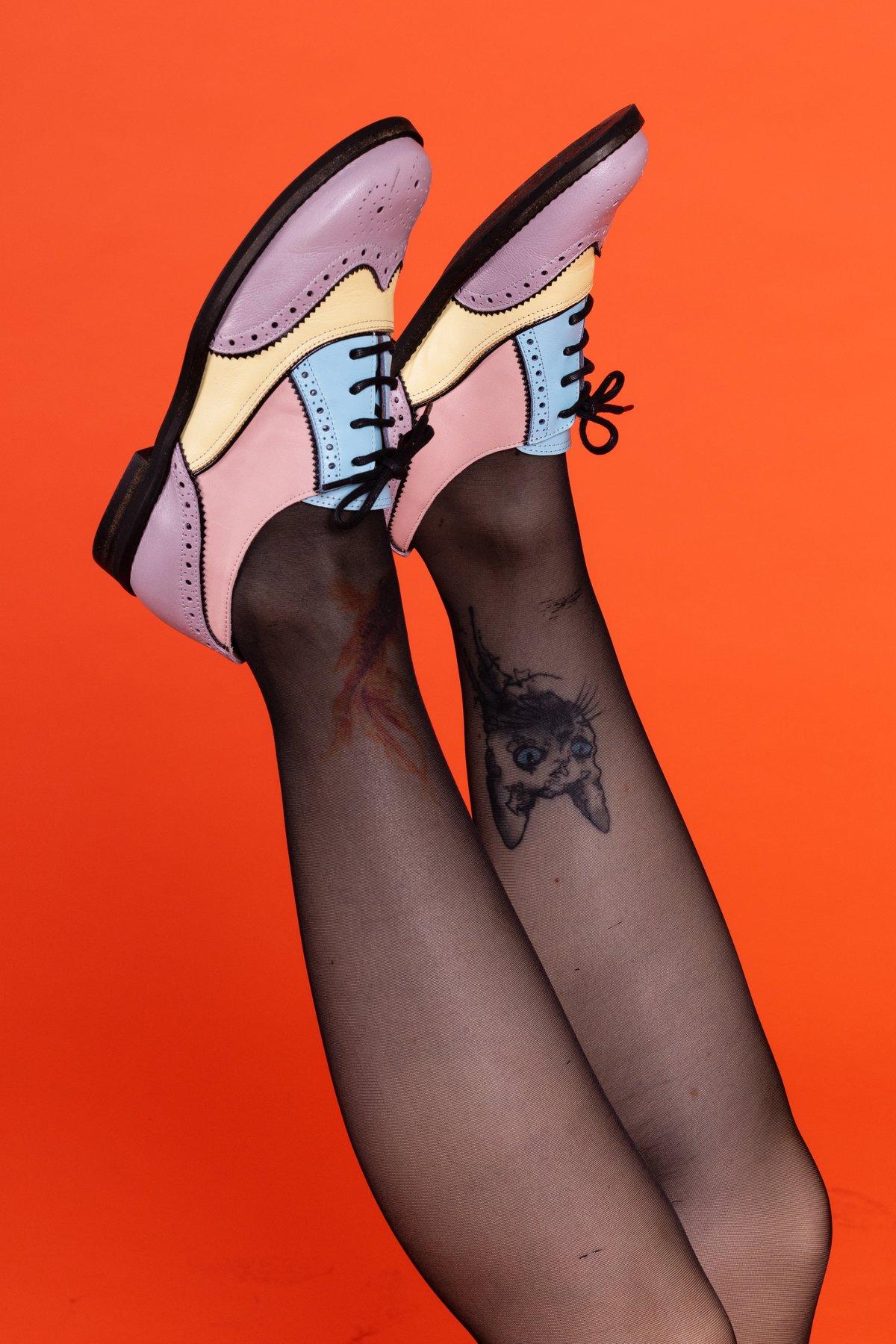Image of Zapato Oxford pop