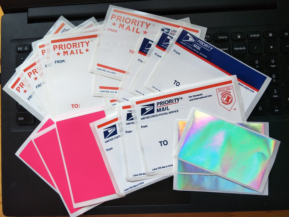 Image of Samples package, including 18pcs (more than 5 designs) eggshell stickers free shipping