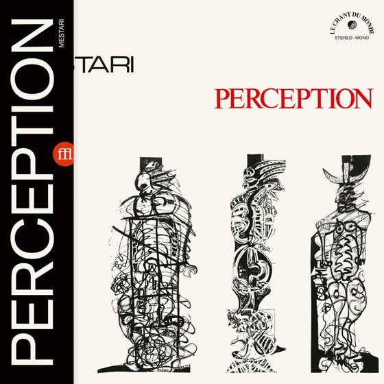 Image of PERCEPTION - MESTARI (FFL053)