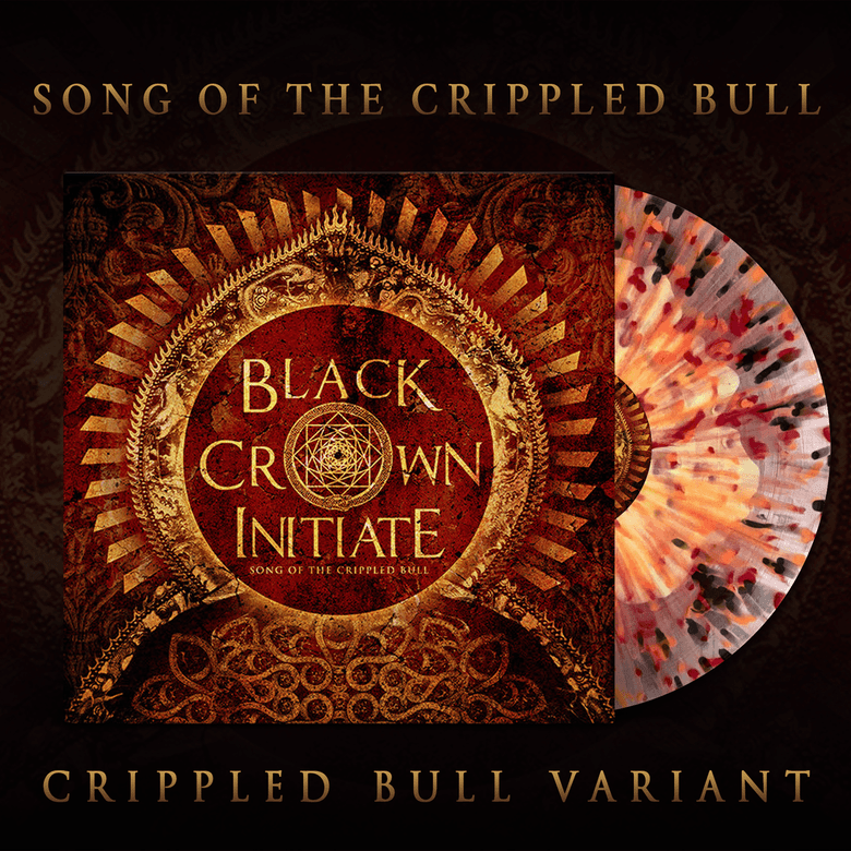 Image of BLACK CROWN INITIATE - Song of the Crippled Bull - LP [Crippled Bull]