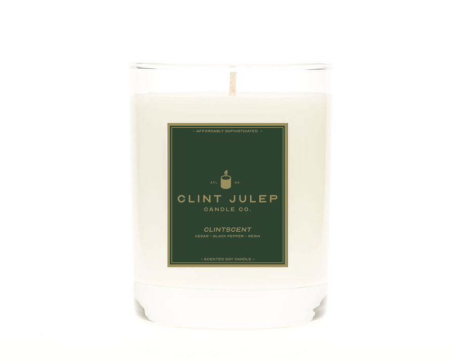 Image of CLINTSCENT Candle
