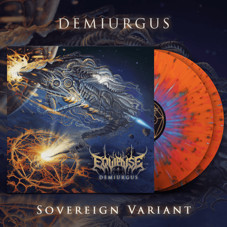Image of EQUIPOISE - Demiurgus Double LP | Sovereign Variant
