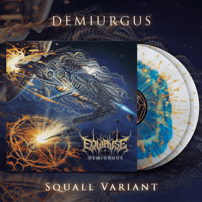 Image of EQUIPOISE - Demiurgus Double LP | Squall Variant