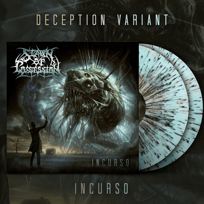 Image of Spawn of Possession - Incurso Vinyl LP [Deception]