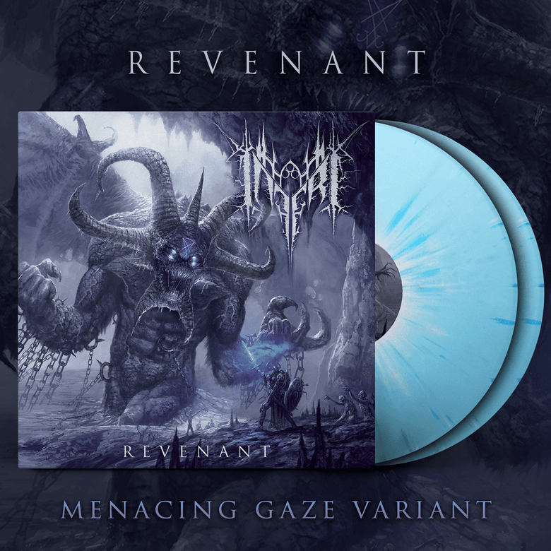 Image of INFERI - Revenant - Menacing Gaze Gatefold Double LP