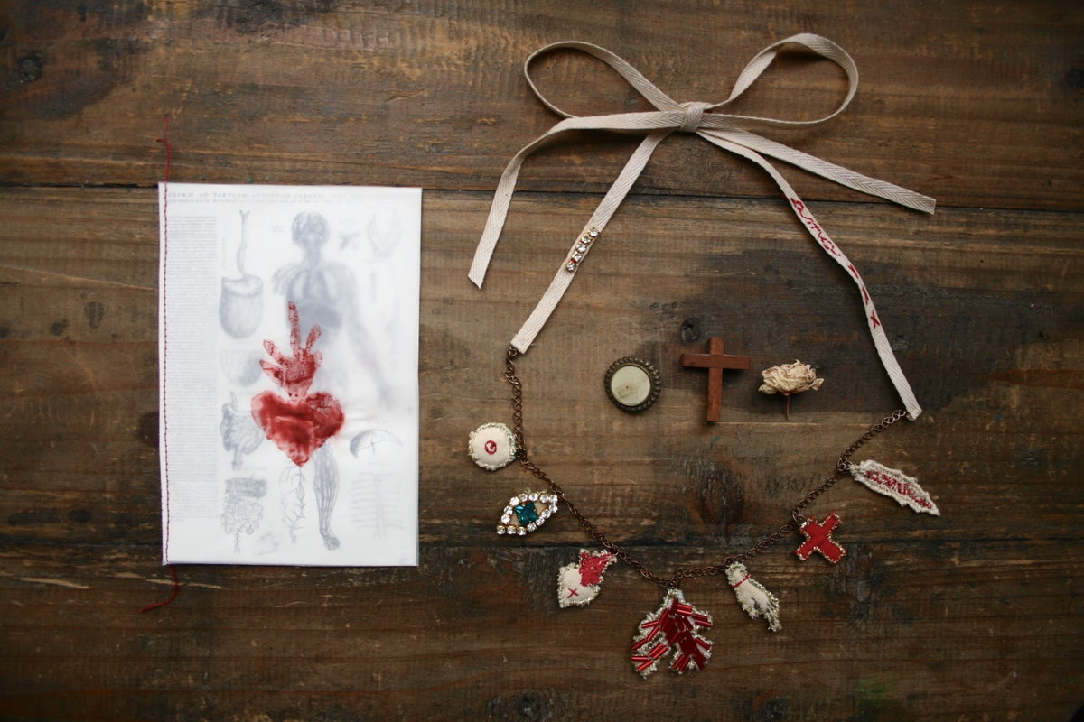 "Image of Collana ""Anatomica"""