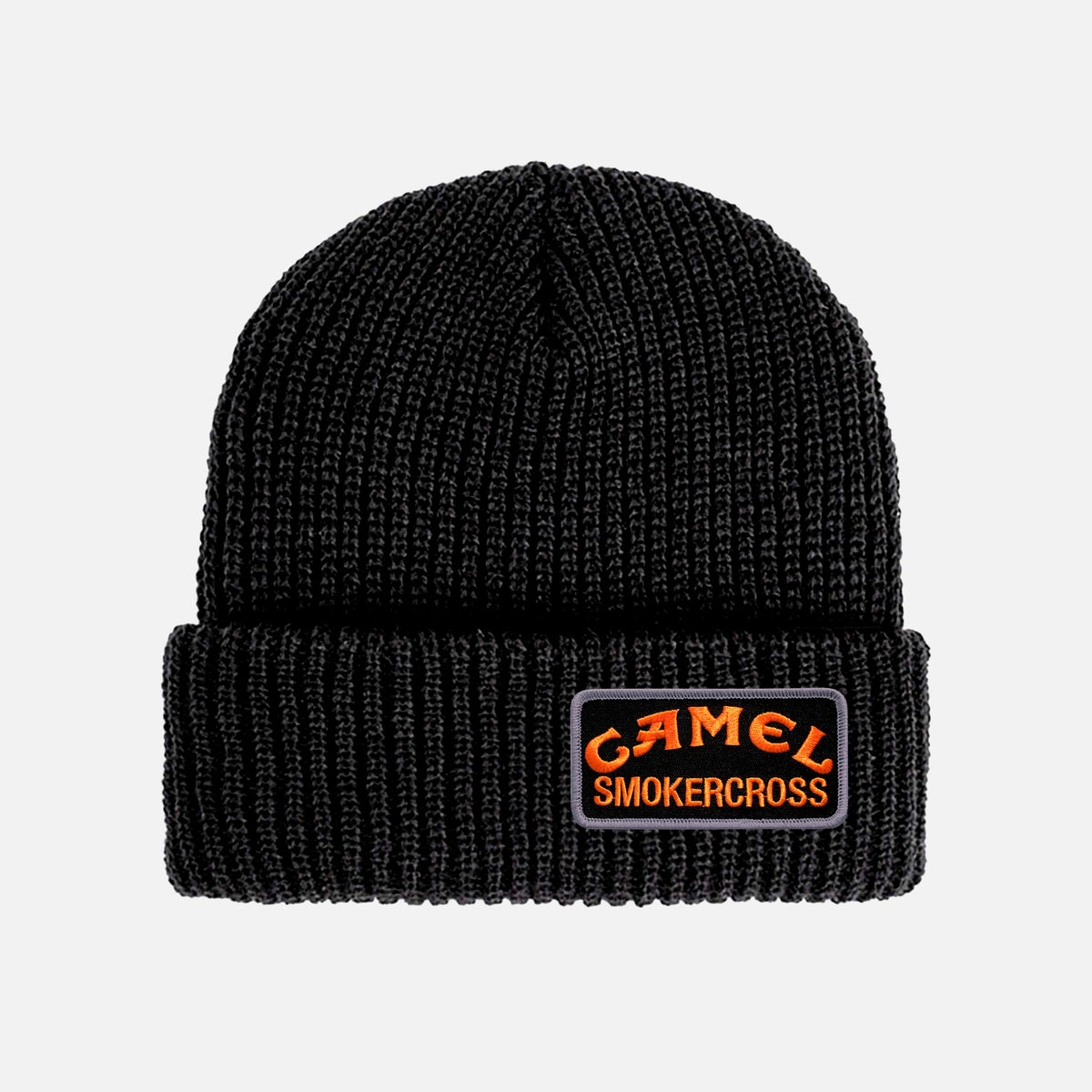 Image of CAMEL SMOKERCROSS PATCH BEANIE