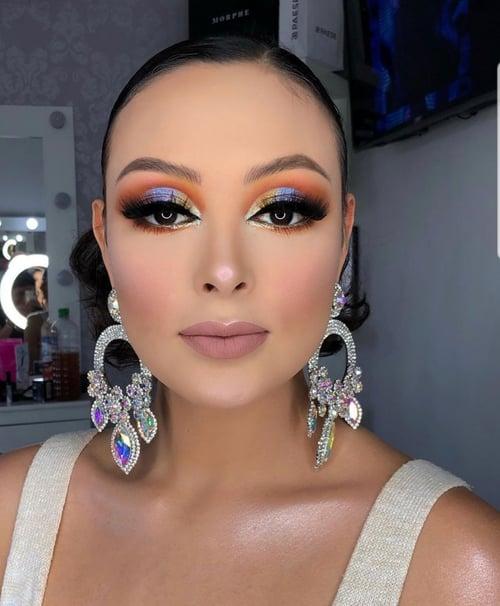 Image of Amore Lindo Chandelier Earrings