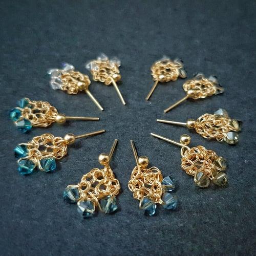Image of GOLD DEWDROP Earrings