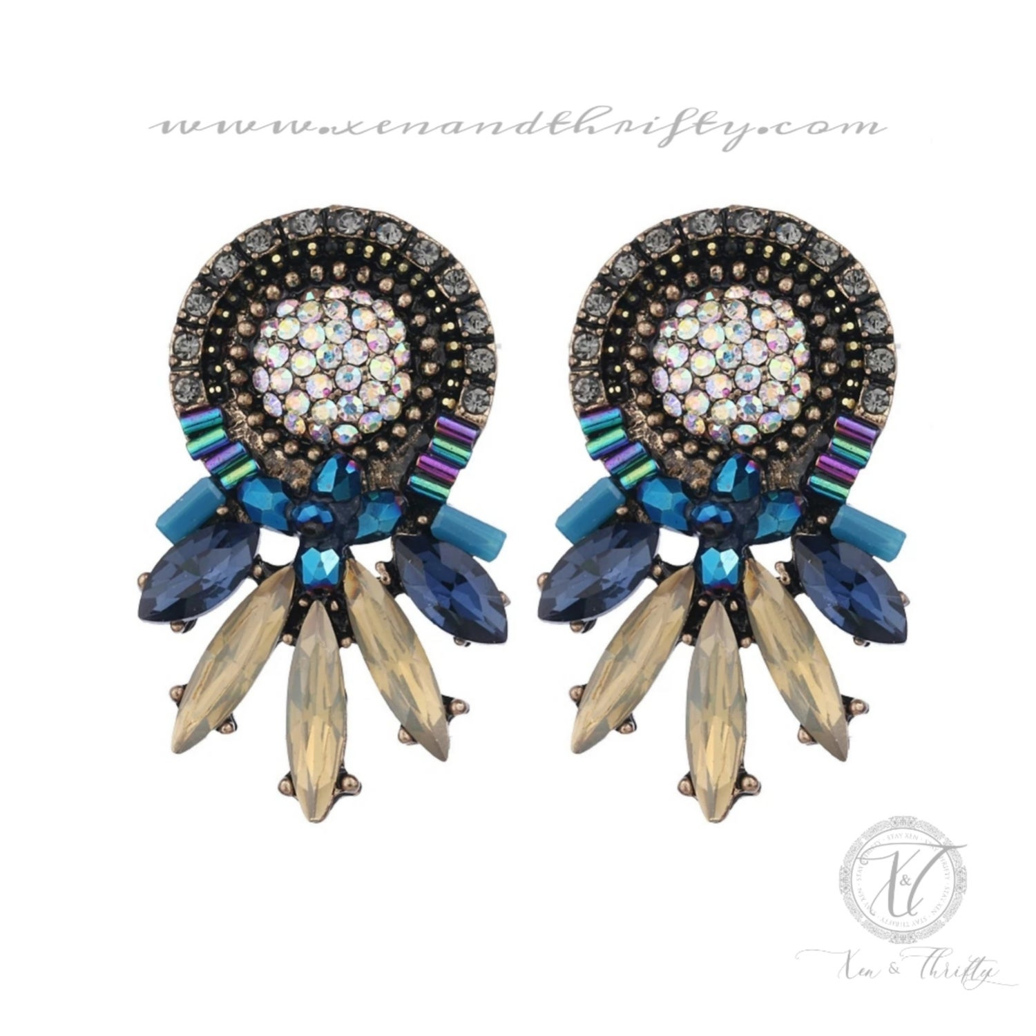 Image of Camellia Earring
