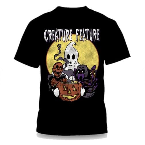 Image of Halloween 'Midnight Spree' T-shirt