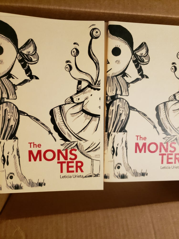 "Image of Chapbook-""The Monster"""