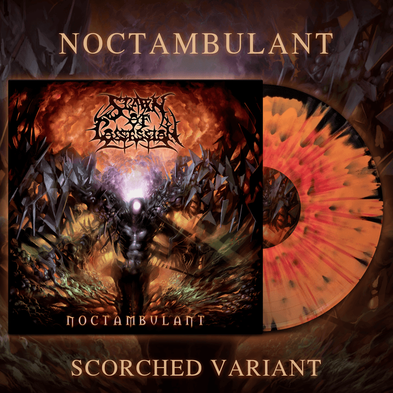 Image of Spawn of Possession - Noctambulant Scorched Gatefold