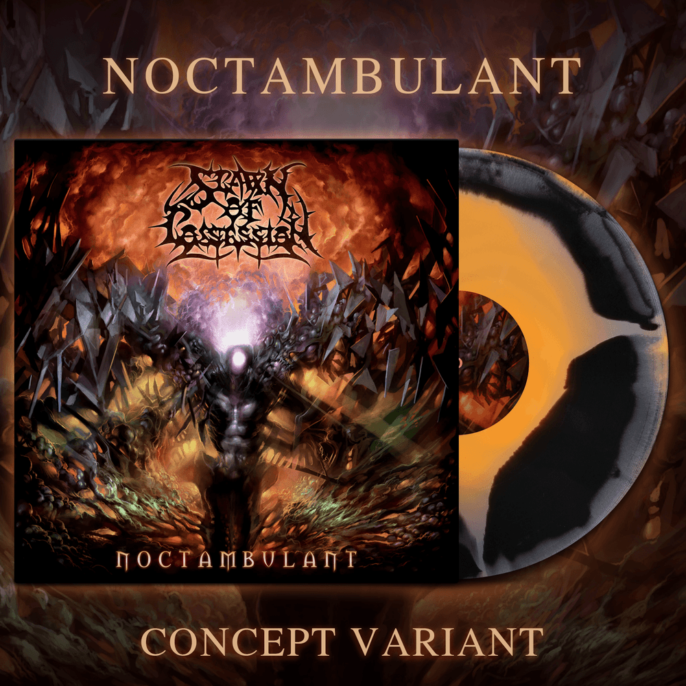 Image of  Spawn of Possession - Noctambulant Contempt Gatefold