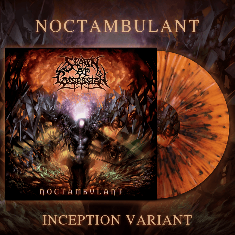Image of Spawn of Possession - Noctambulant Inception Gatefold