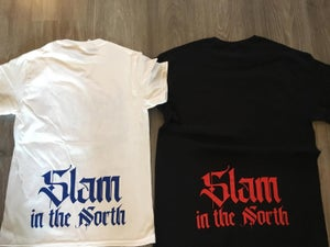 SLAM IN THE NORTH T-SHIRT