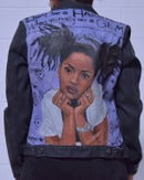 Image 1 of Be a Gem: Lauryn Hill inspired Denim Jacket