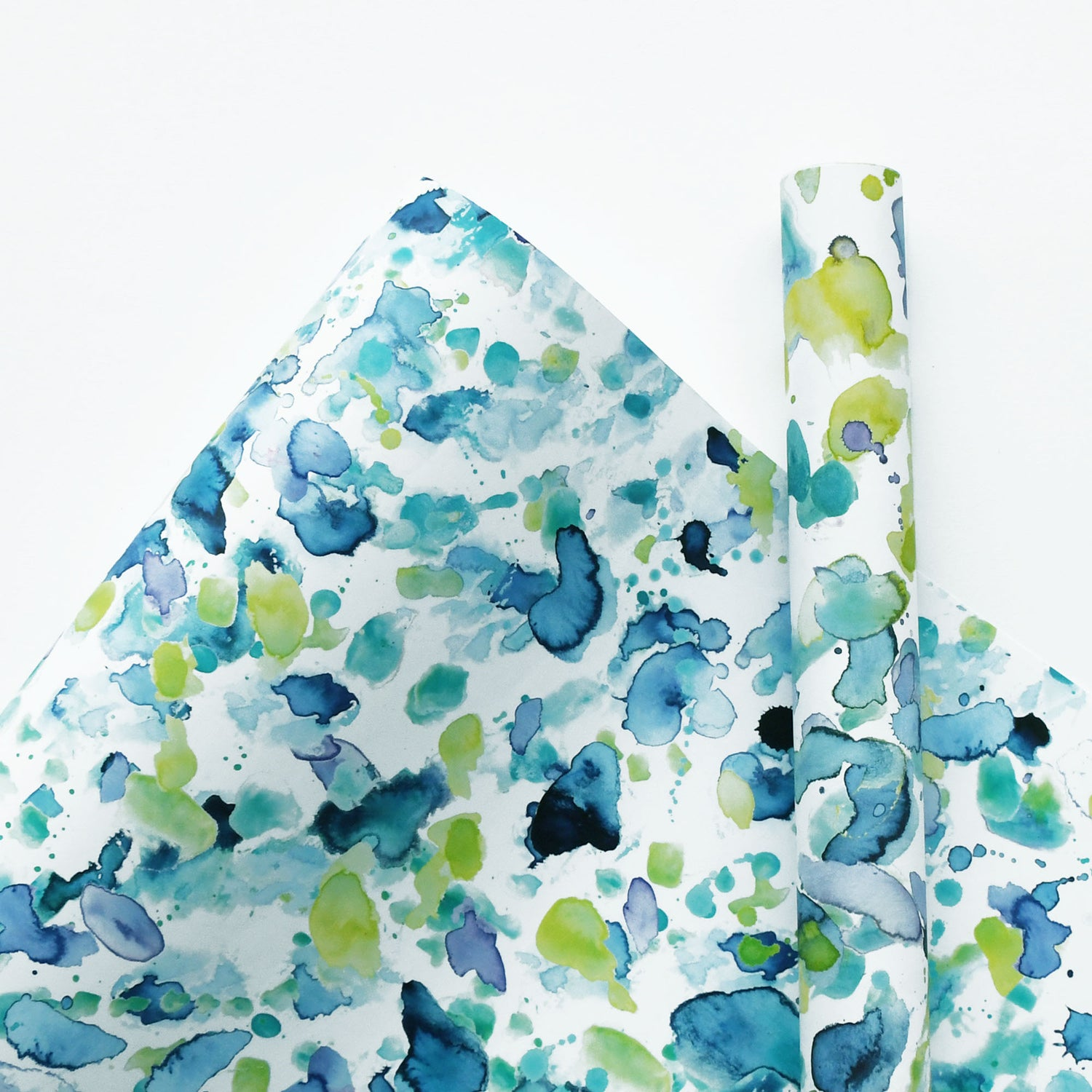 Image of Water Garden Wrapping Paper
