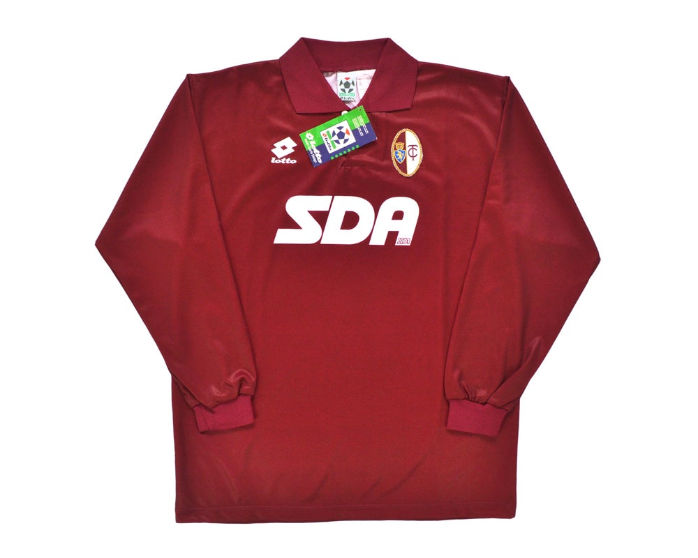 Image of 1995-96 Lotto Torino Home Shirt XL