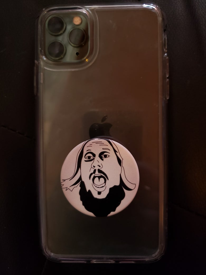 Image of Jason popsocket