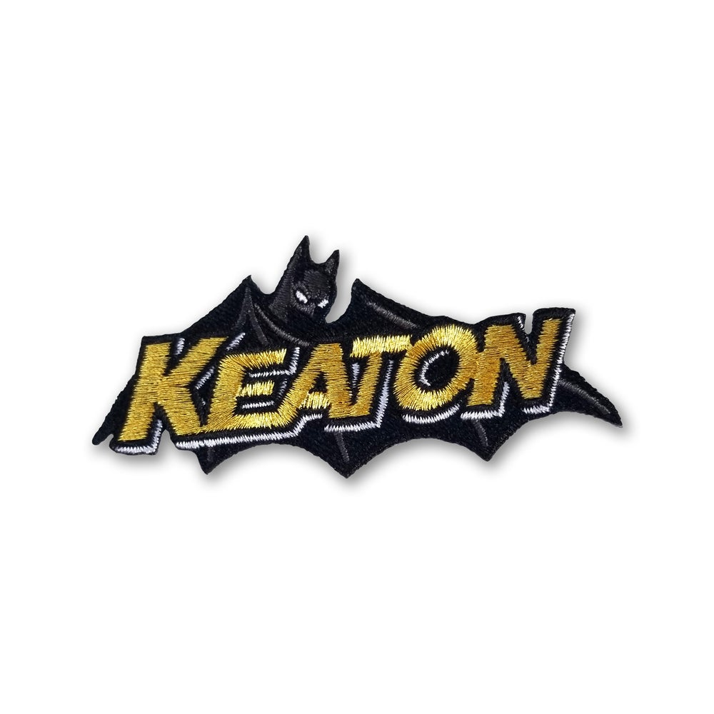 Image of Keaton Logo Patch