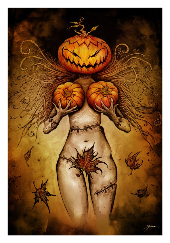 Image of PUMPQUEEN