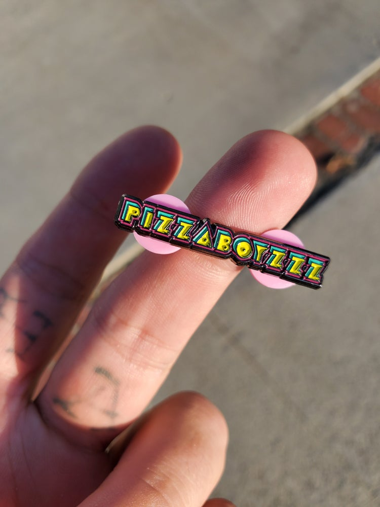Image of Pizzaboyzzz Pac squad pin