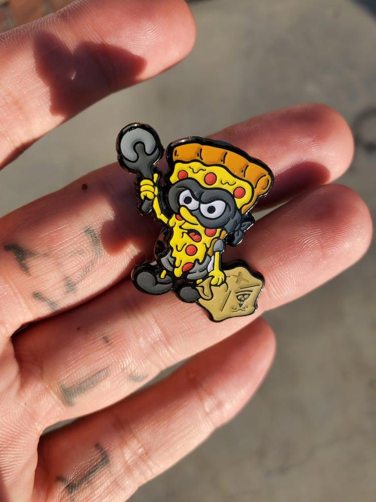 Image of Slice burglar pin