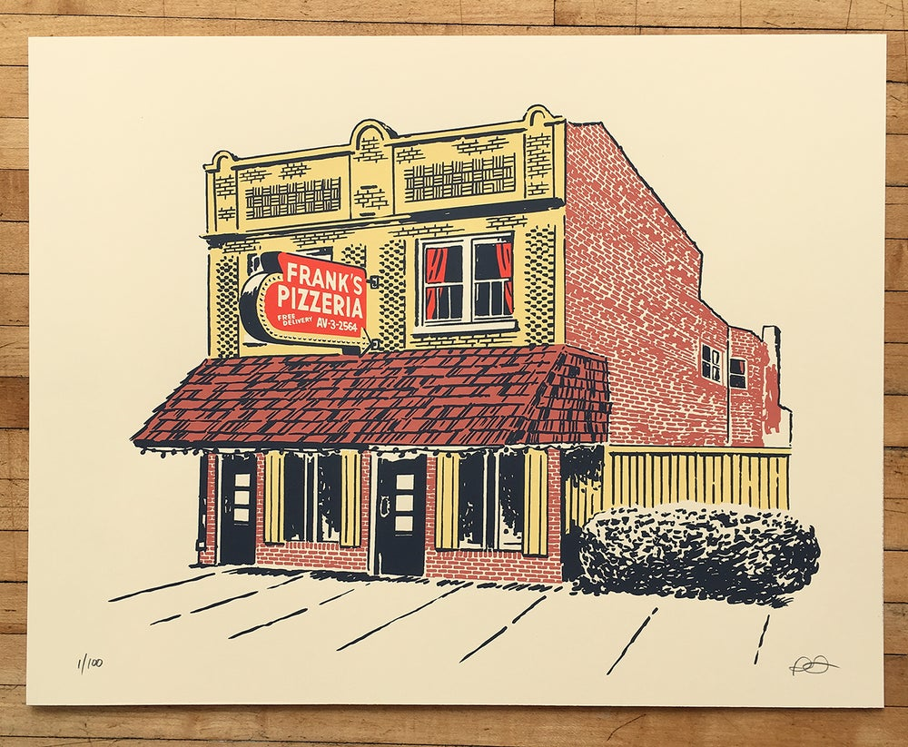 Image of Frank's Pizzeria