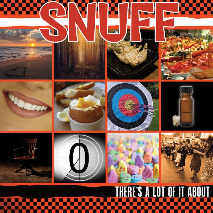 Image of Snuff - There's a Lot of It About LP